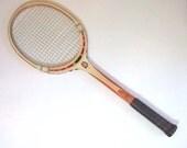 Vintage Clasiden Tennis Racquet