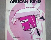 The Mask of the African King Piano Sheet Music