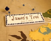 Custom Tree Plaque / Reserved for allinfun13 / At Home Decor / Contemporary Functional Ceramics for Your Home
