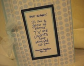 Happy Birthday Kids say the darnest things Card
