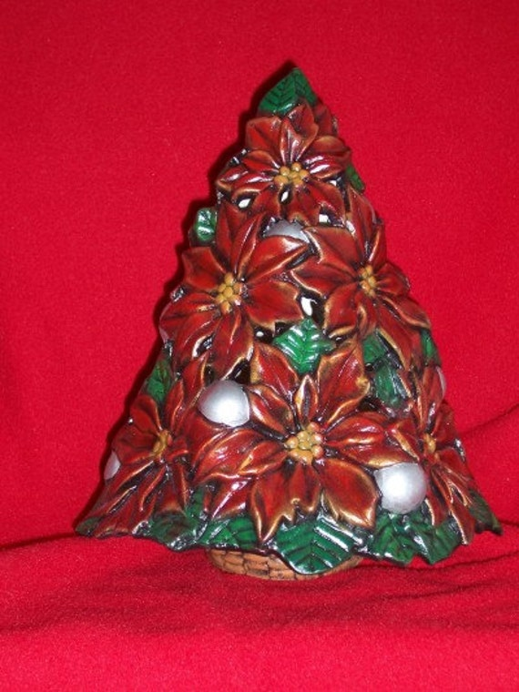 Little Girl Christmas Tree
