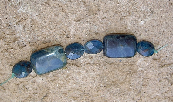 Apetite Gemstone Faceted Bead Lot 10pcs