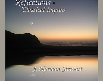 Reflections - Classical Improv - CD