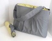 Monterey Bag Diaper Bag Set - Medium - Custom Design Your Own
