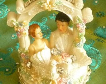 Do not buy Replacing Sets Wedding Cake topper, Bride and Groom, Wedding Couple reincarnated by mystic2awesome