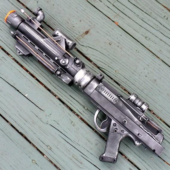 Steampunk STAR WARS TESLA gun Victorian scifi pistol 23 inch Long