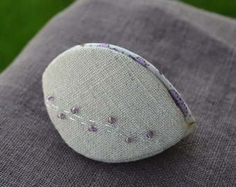 Japanese Style Small Jewelry Case - Lavender / SIZE SMALL