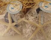 Cheerful Starfish Custom Beach Wedding Favors