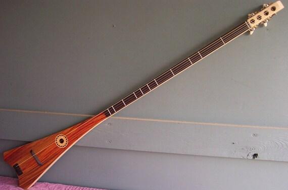 The Stick Dulcimer Musical Instrument FREE SHIPPING USA