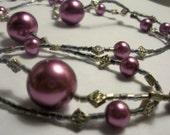 A Hidden Path-Necklace