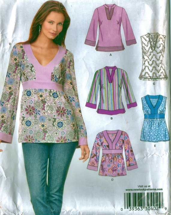 Simplicity Blouse Patterns For Womens 116