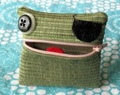 Patches the Recycled Monster Coin Purse