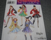 Ladies Costume Pattern