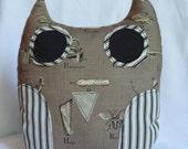 Owl Friend Parker