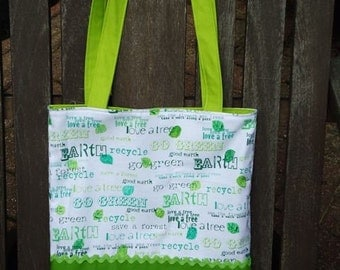 CLEARANCE: Eco Shopping Tote