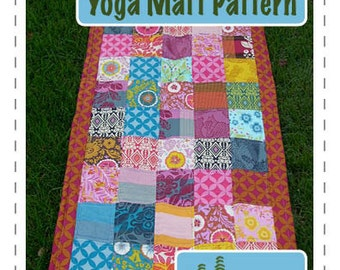 Yoga Matt Sewing Pattern