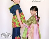 ModKid Boutique Sewing Pattern -- SYDNEY by Patty Young, Free Shipping Offer
