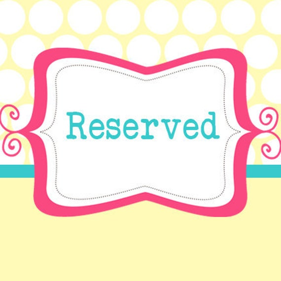 Reserved for Adena