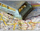 Montana -BOZEMAN, LIVINGSTON, BUTTE- fine art notecard