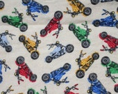 I HeArT MoToRcycLES - - - Supersized Flannel Blankie