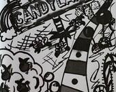 Vegan Candyland Cookzine