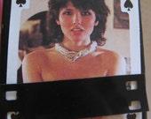 Mature - Vintage Ladies of Poker - Match Box Fridge Magnet