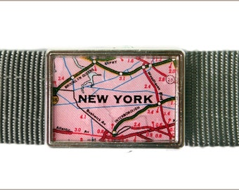 New York buckle