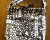 Delightful Flower Tote Bag