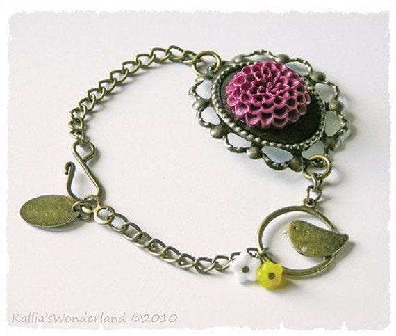 Romantic Filigree Bracelet