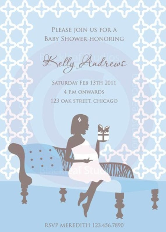Baby Shower Invitation Diy Printable For Baby Shower Birth