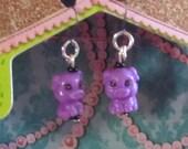 Teeny Squishy Piggy Earrings