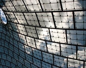 SKY DIVISION Original Color Art Photograph