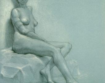 Figure Drawing - original   (FD 30)