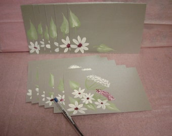 Queen Ann's Lace Note Cards