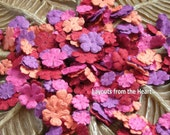 Prima Forever Flowers No. 1 - Sampler Assortment - 100 blooms - Red, Purple, Pink, Orange