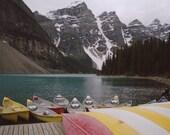 FREE SHIPPING Banff 8 x 10 Fine Art Print