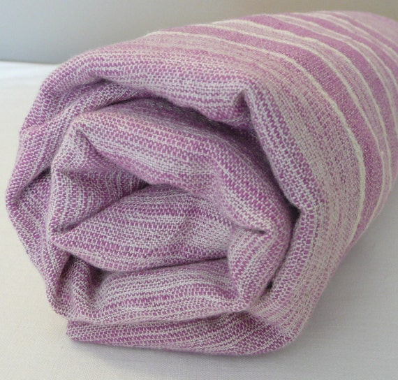Turkish Bath Towel...PESHTEMAL LILAC