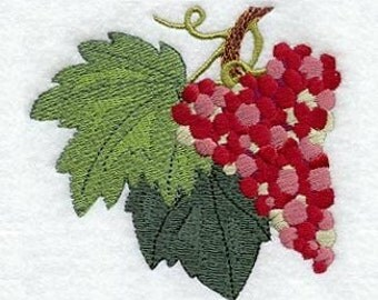 FRUITS OF THE SEASON ONE- MACHINE EMBROIDERED QUILT BLOCKS (AZEB)