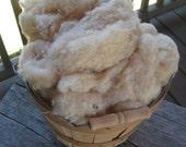 Organic cotton stuffing 4 ounces