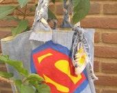 The Of Course I'm a Superhero Handbag