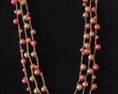Three-Stranded Necklace (10-8)