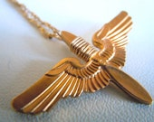 first in flight necklace