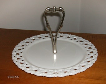 Valentine's Day Sale Serving Platter with Handle