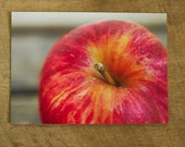 Photo - Heritage Apple 2 - Photo Print Postcard - Food Photography