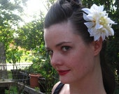 The Katie Belle- A Dahlia hair clip