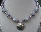 Stormy Beach Necklace