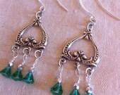 Custom Designed Earrings, Reserved