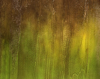 "Abstract Acrylic Painting-""Bracken"""