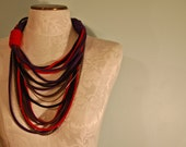 T-Shirt Scarf Chain Embellishments