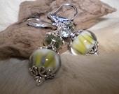 Earrings - Coconut n' Lime